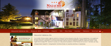 MALACHIT MEDICAL SPA