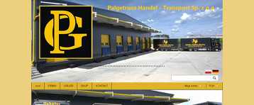 PALGETRANS HANDEL TRANSPORT SP Z O O