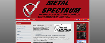 METAL SPECTRUM SP Z O O